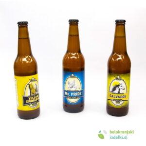 Darilni trojček piv 0,5L | Pivovarna Vizir