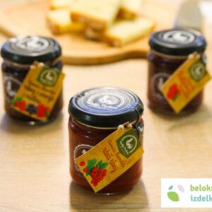 Domača jagodna marmelada 212ml