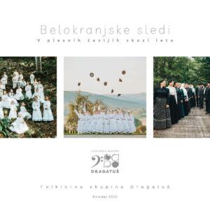 Koledar 2020 – Belokranjske sledi