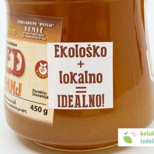 Ekološki slovenski med - Družinsko čebelarstvo Pavlin