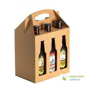 Mali darilni šestorček piva Vizir ( 6 x 0,33 L steklenica)