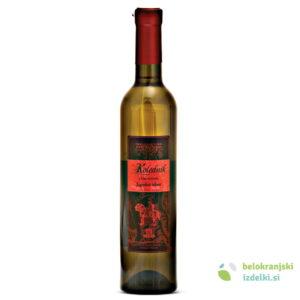 Vino Laški rizling jag. izb. sladko KZM stn. 0,5l
