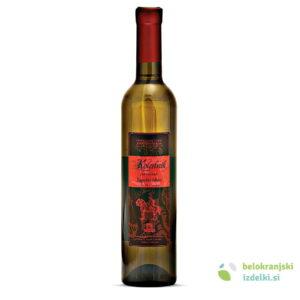 Vino Sauvignon Kolednik jag. izbor sladko KZM stn 0,5L