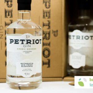 Petriot GIN Green Goorge, London Dry