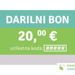 DARILNI BONI   Belokranjski izdelki